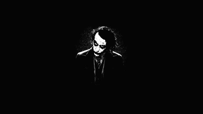 dark, The Dark Knight, Batman, anime, Joker