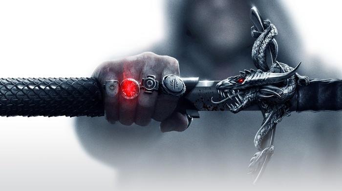 Bioware, Dragon Age Inquisition, video games, Dragon Age, sword