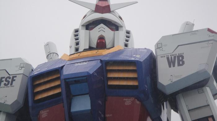 Japan, gundam, Mobile Suit Gundam, RX, 78 Gundam