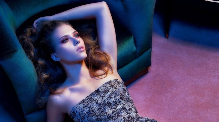 girl, Scarlett Johansson, celebrity, actress