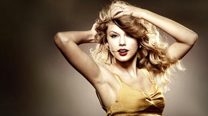 girl, Taylor Swift, blonde, singer