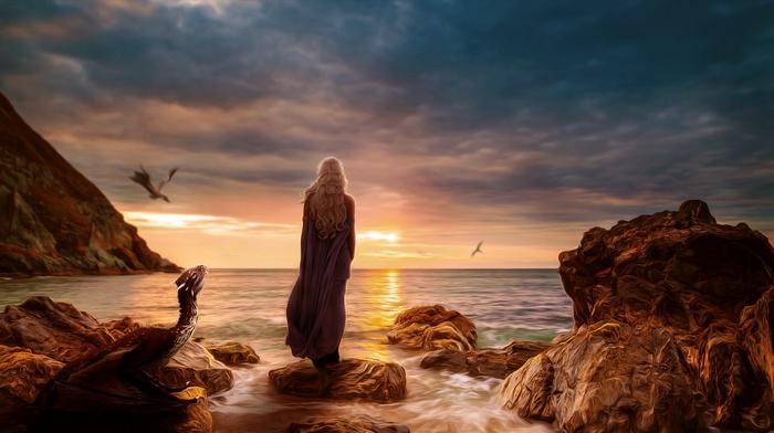 Daenerys Targaryen Game Of Thrones Download Wallpaper