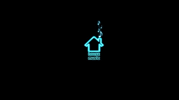 minimalism, music, house music, simple background