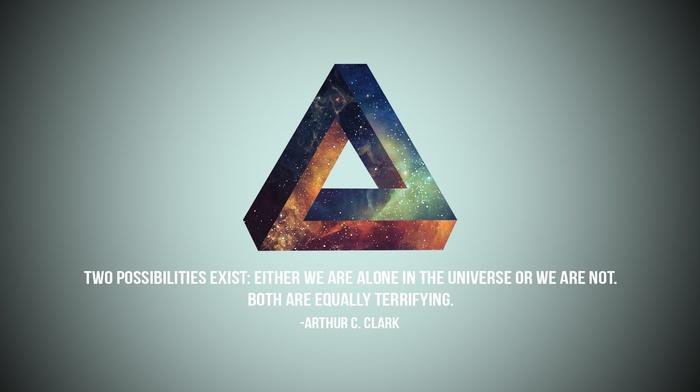 Penrose triangle, triangle, optical illusion