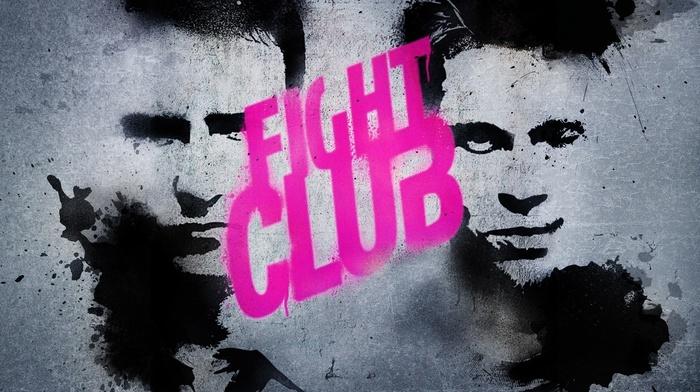 fight club, movies, brad pitt, edward norton