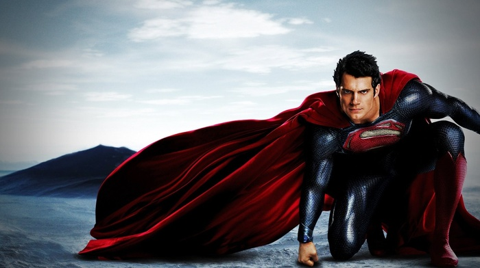 Superman, Man of Steel, movies, Henry Cavill