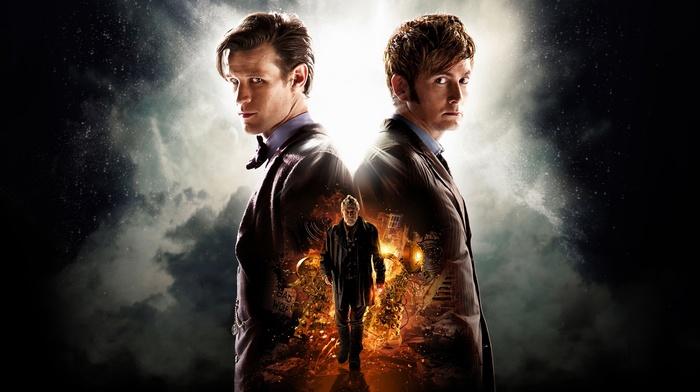 Daleks, Doctor Who, Eleventh Doctor, David Tennant, The Doctor, tardis, Matt Smith, John Hurt, Tenth Doctor