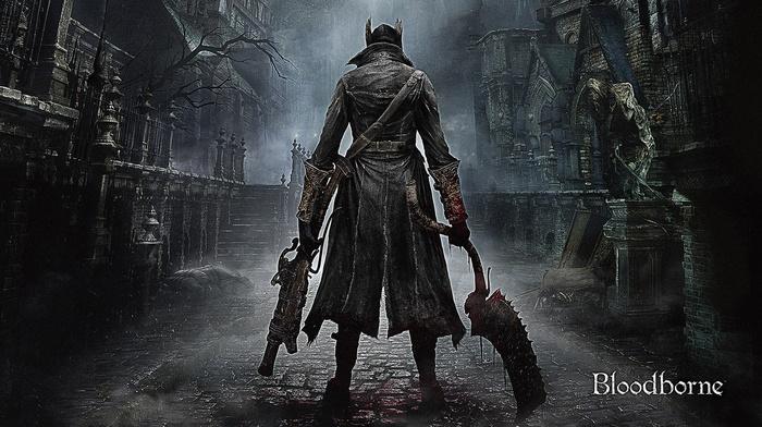 video games, Bloodborne, playstation 4