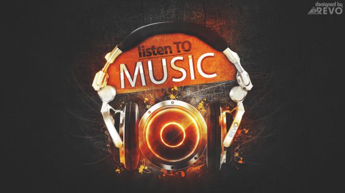 Music is Life, musicians, music, headphones