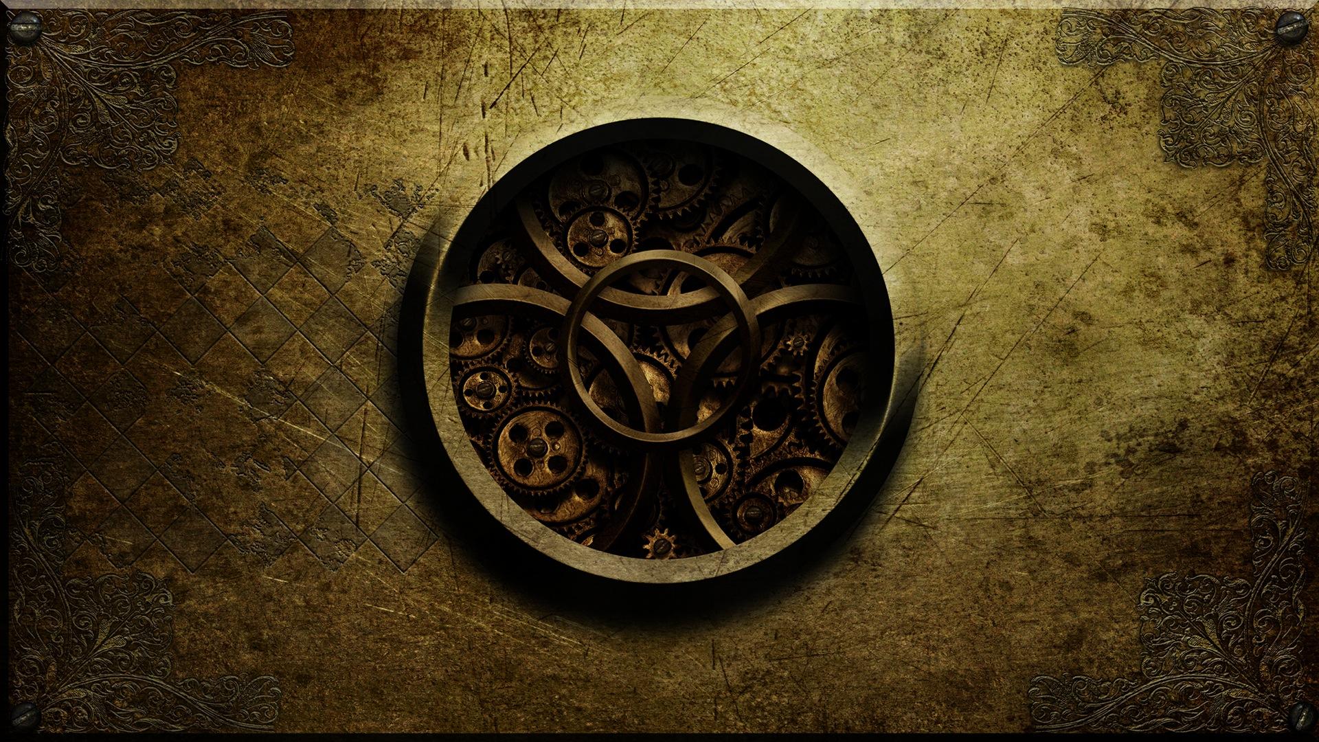 Artwork Gears Steampunk