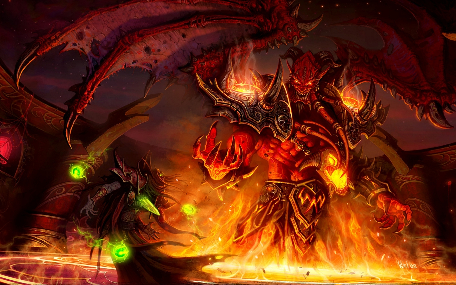 World of warcraft night elfs stomach gets  exploited scenes