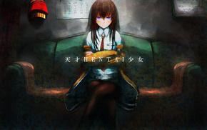 девушки из аниме, аниме, Makise Kurisu