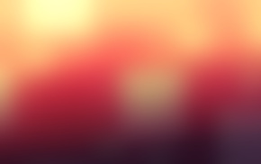 blurred, gradient