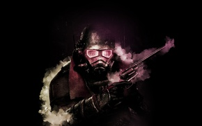 Fallout, abstract, Fallout New Vegas