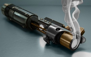 дым, Звездный войны, лазерный меч