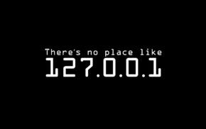 простой фон, типография, компьютер