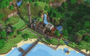 видео игры, Minecraft
