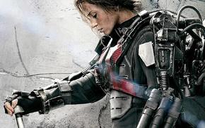 Edge of Tomorrow, actress, movies, Emily Blunt, futuristic