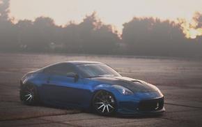 машина, синие машины