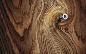 wood, grain