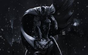 произведение искусства, Бэтмен, Темный рыцарь