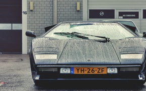 car, Lamborghini, Dutch, Lamborghini Countach