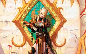 blood elves, World of Warcraft, video games