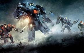 Striker Eureka, Crimson Typhoon, Cherno Alpha, Gipsy Danger, Jaegers, movies