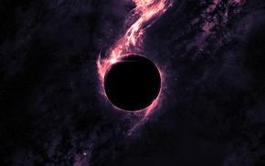 планета, абстрактные, космос