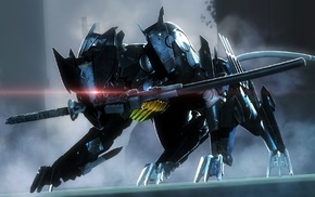 Blade Wolf, robot, Metal Gear Rising Revengeance, Metal Gear