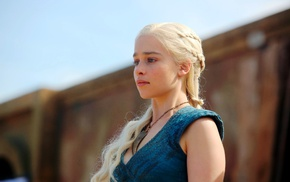 Daenerys Targaryen, Game of Thrones, Emilia Clarke