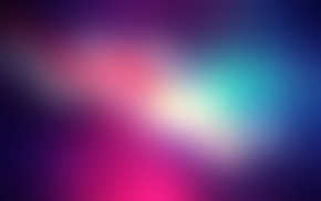 minimalism, blurred, purple, gradient, pink, colorful
