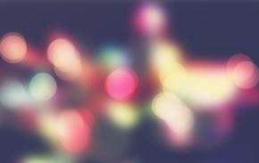 gradient, bokeh, colorful