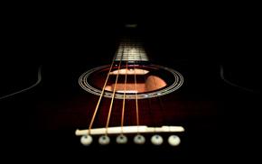 guitar, music