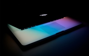 colorful, laptop, Apple Inc.