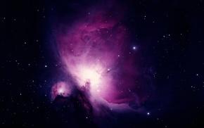 space, nebula, Orion, space art