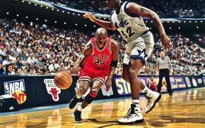 basketball, Michael Jordan