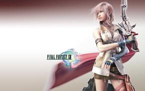 Final Fantasy XIII, Final Fantasy, игры
