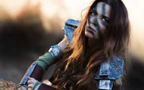 Aela, cosplay, The Elder Scrolls V Skyrim