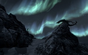 dragon, The Elder Scrolls V Skyrim