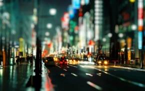 Japan, tilt shift