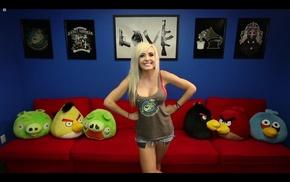 Angry Birds, Jessica Nigri