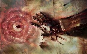 Full Metal Alchemist, artwork