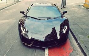 машина, Lamborghini Aventador