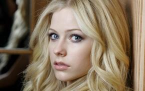 Avril Lavigne, girl, face