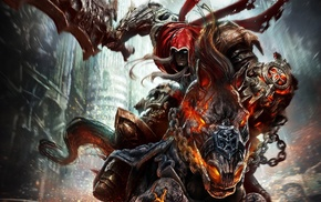 dragon, fantasy