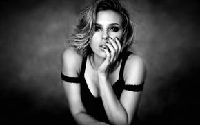 Scarlett Johansson, celebrity, girl, model