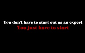 темно, черный фон, просто, цитата, мотивация