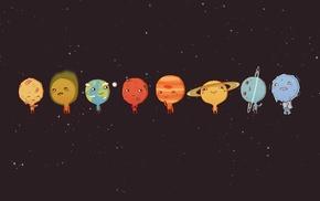 юмор, планета