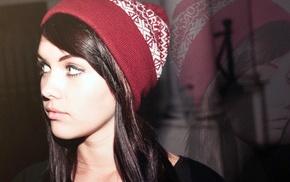 model, Melissa Clarke
